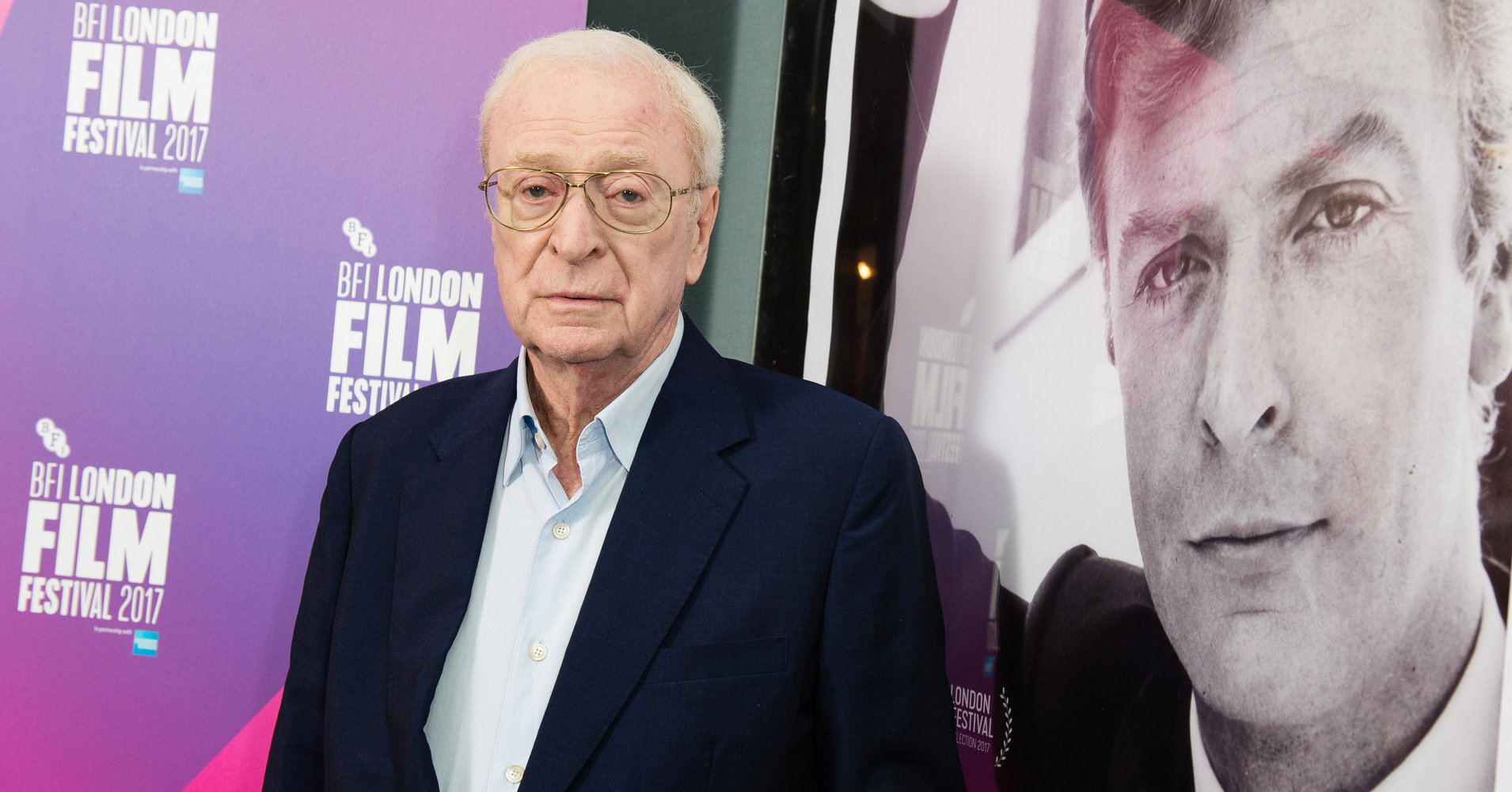 Michael Caine Says He Won't Work With Woody Allen Again