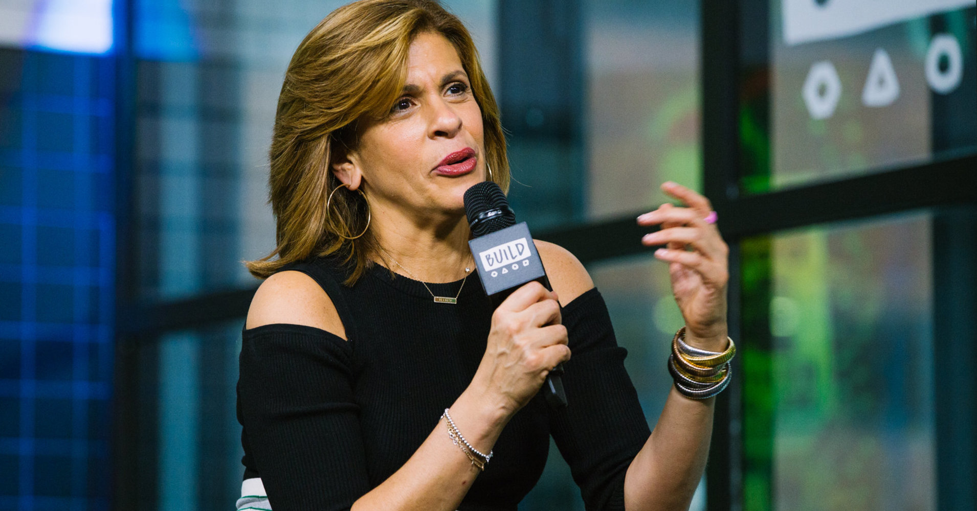 For Hoda Kotb, Everything Is Happening Right On Time