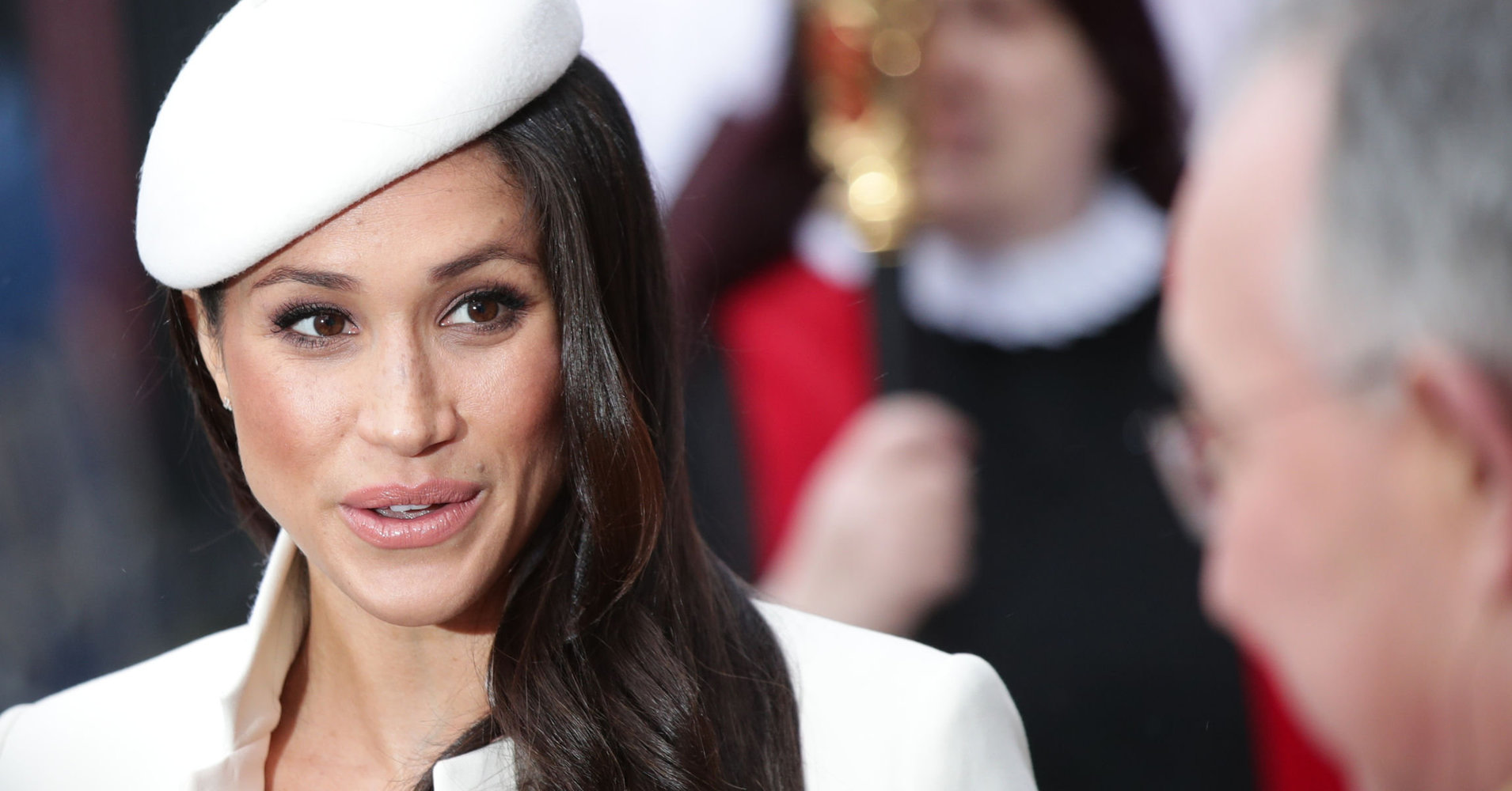 Body Language Experts Dissect Meghan Markle's First Event With The Queen