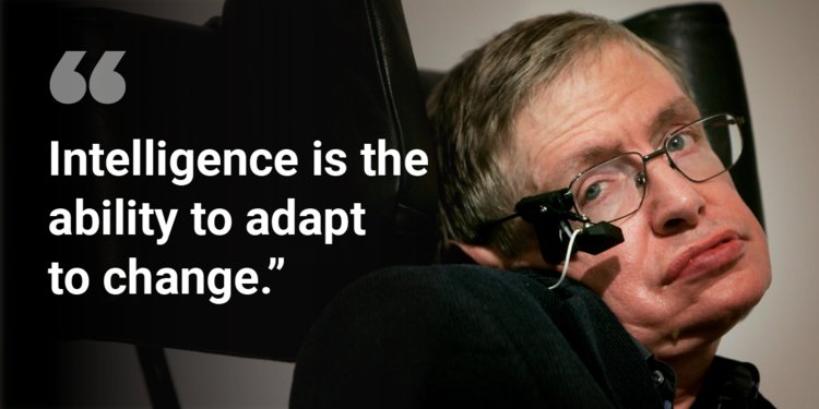 Stephen Hawking has died at 76 — here are some of the most remarkable and memorable things he ever said
