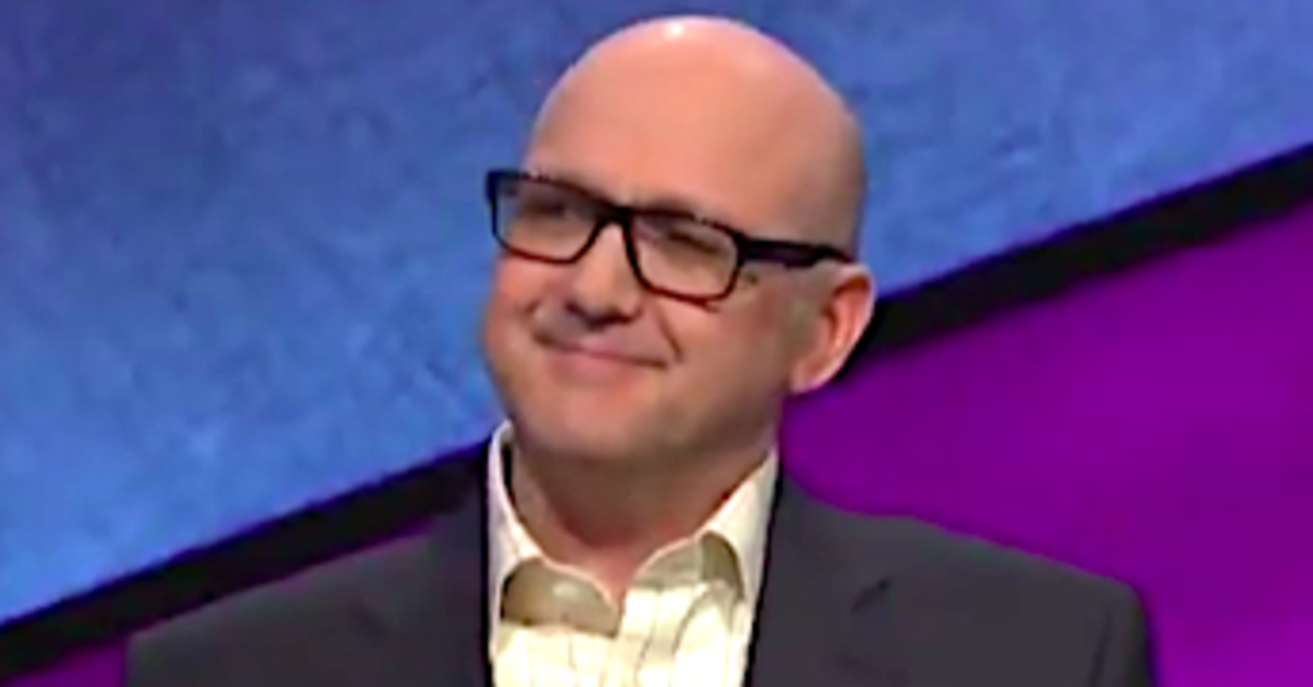 'Jeopardy!' Contestant Hides His Famous Past, But Viewers Catch On