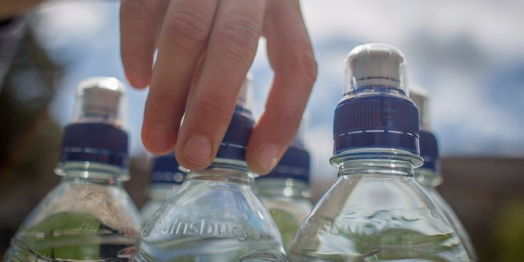 Bottled water from major brands like Aquafina, Nestle, and Dasani has been found to contain tiny plastic particles that you're drinking
