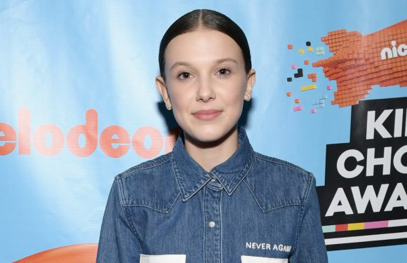 Millie Bobby Brown Honors Parkland Victims, March For Our Lives At Kids' Choice Awards