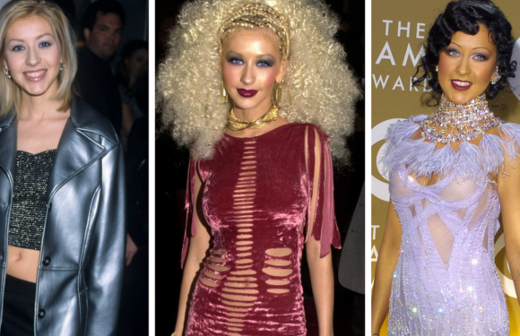 Christina Aguilera's Style Evolution Proves She Loves A Good Transformation
