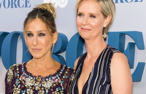 Sarah Jessica Parker Doesn't Exactly Endorse Cynthia Nixon For Governor