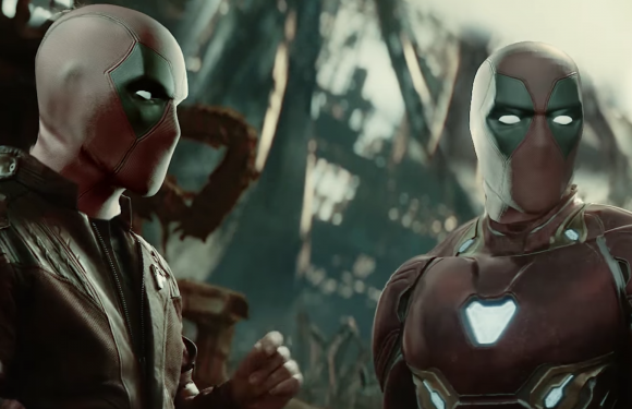 The 'Avengers' Trailer Is Somehow Even Better When Everyone Is Deadpool