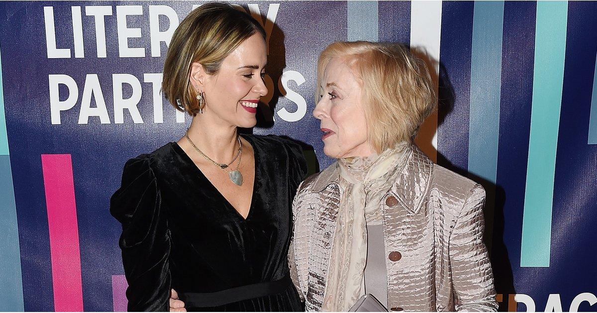 Sarah Paulson and Holland Taylor's Sweet Date Night Is a True American Love Story