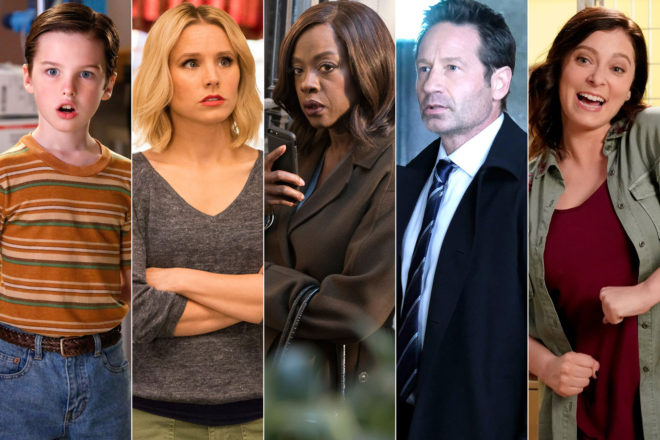 Spring TV survival predictions 2018