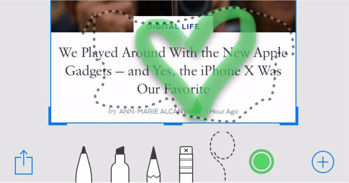 Confused About Screenshots on iOS 11? Here's Every Single Tool, Explained