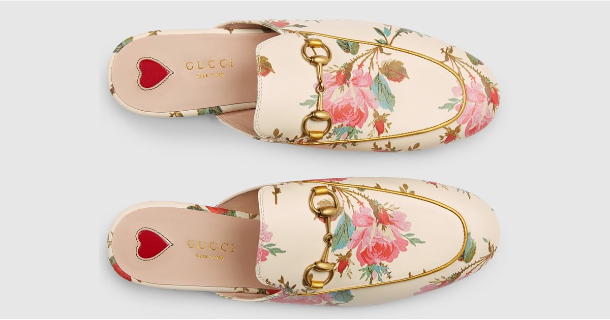 You'll Be the Envy of All Fashion Girls in These 10 New Gucci Shoes