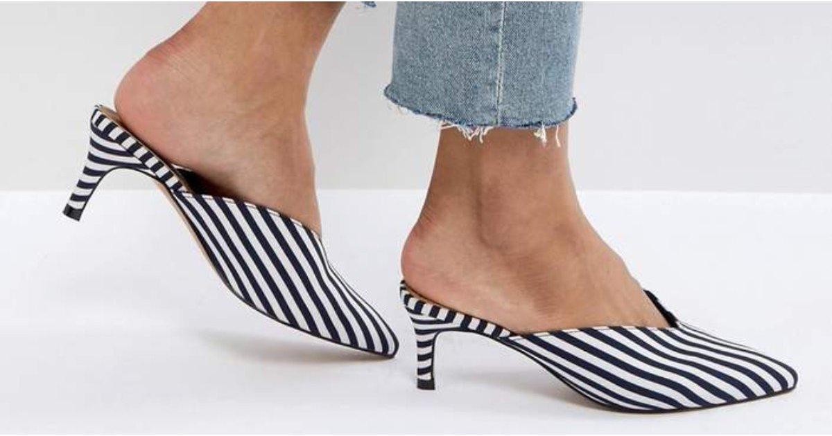 11 Kitten Heels That Are Cool, Comfortable, and All Under $50
