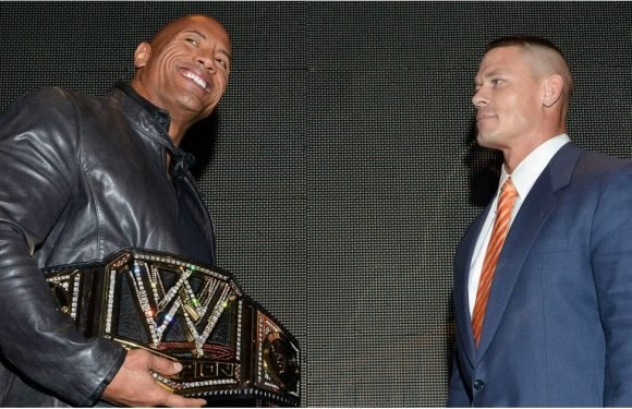 "From Rivals to Costars? John Cena Says It Would Be a ""Dream"" to Work With The Rock Again"