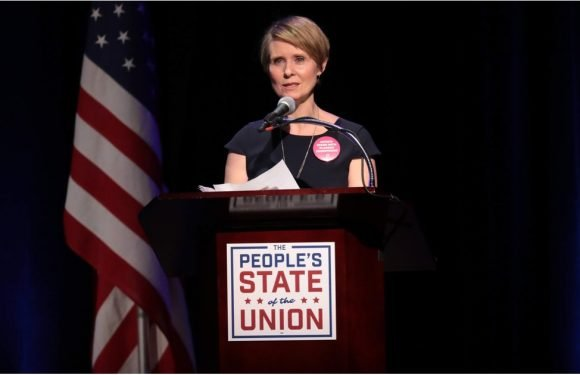 Sex and the City's Cynthia Nixon Is Officially Running For Governor of New York