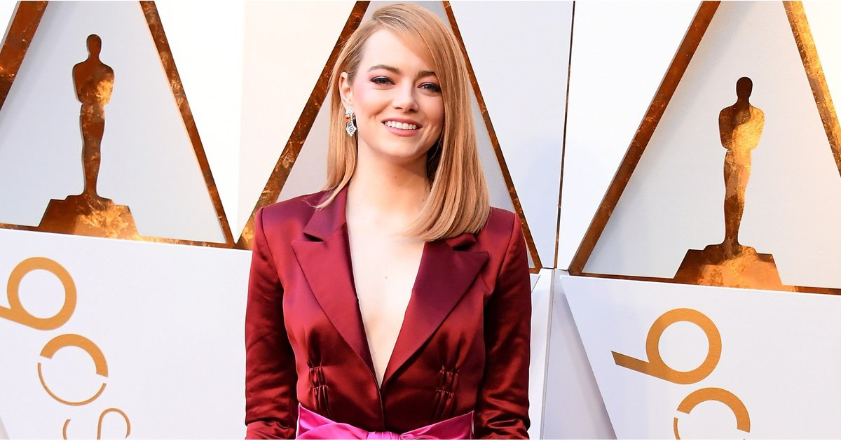 Emma Stone Wore Pants to the Oscars — but, Girl, You've Never Seen Pants Like These