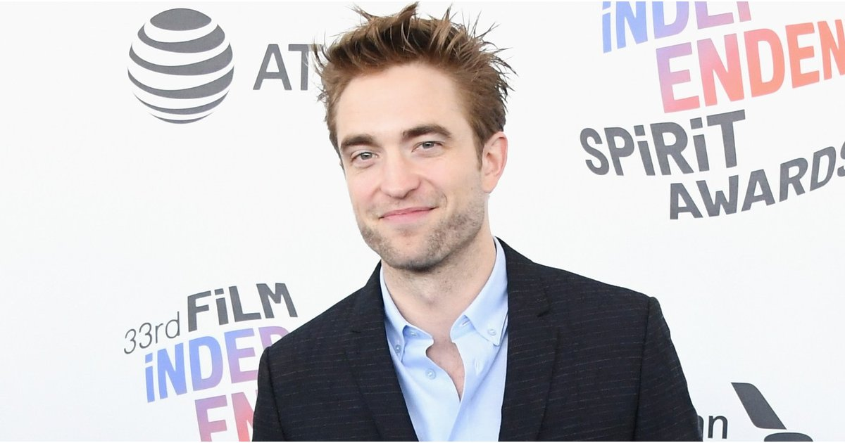 Robert Pattinson #Blessed Us All With His Chiseled Jawline at the Spirit Awards