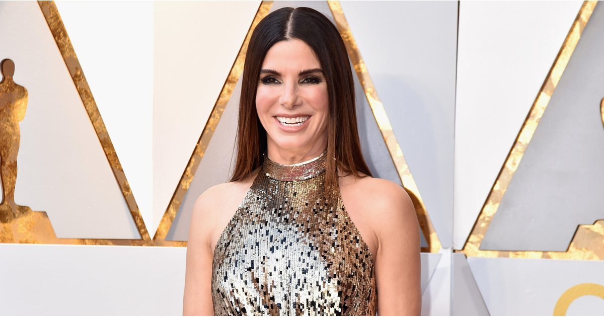 Leave It to Sandra Bullock to Win Over the Oscars Crowd in a Matter of Seconds