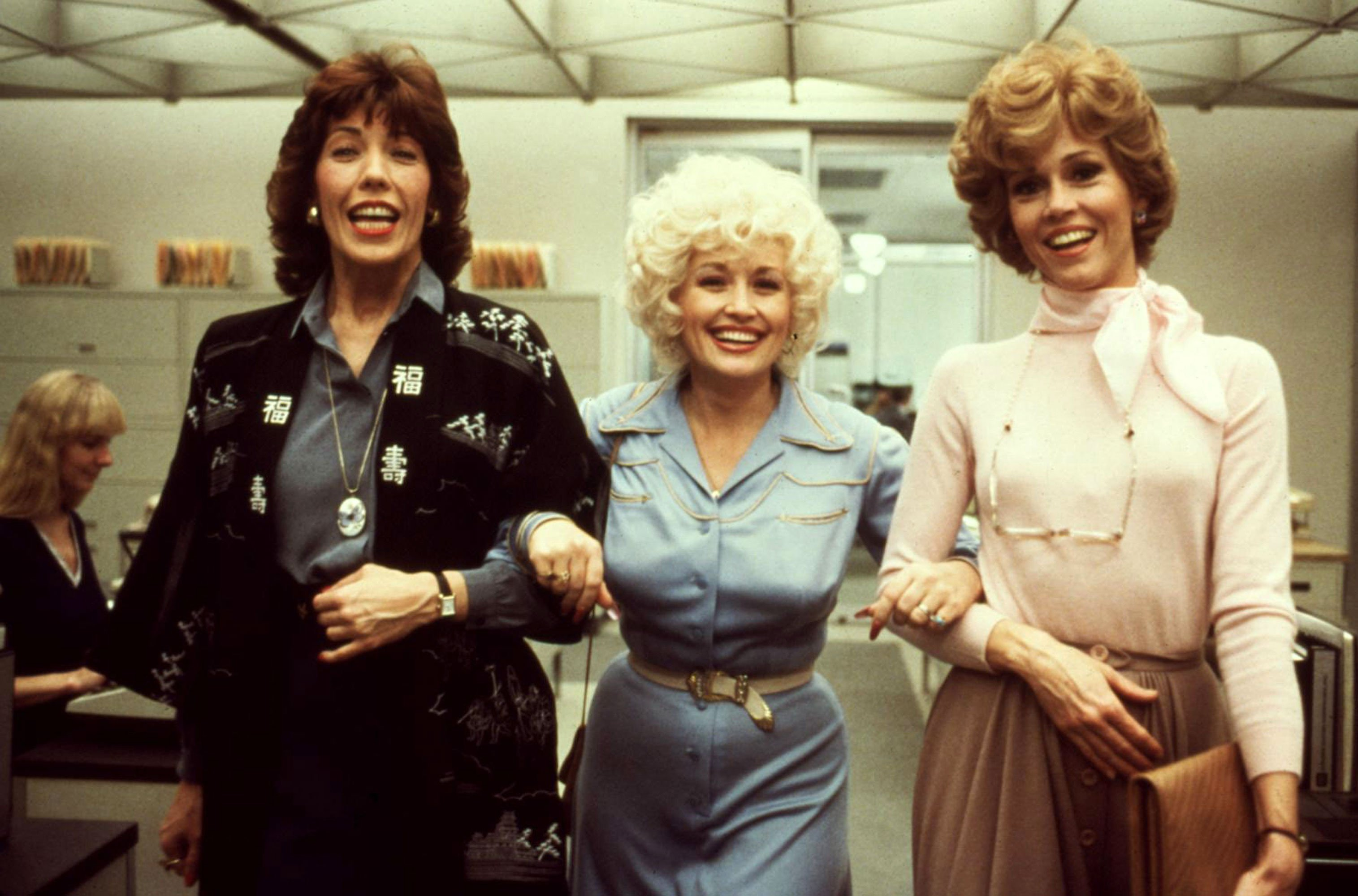 9 to 5: Dolly Parton, originals stars are in for reboot