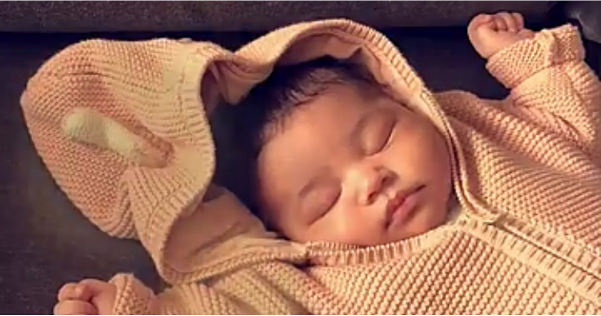 Kylie Jenner's Latest Photo of Stormi Will Turn You Into Mush in Record Time