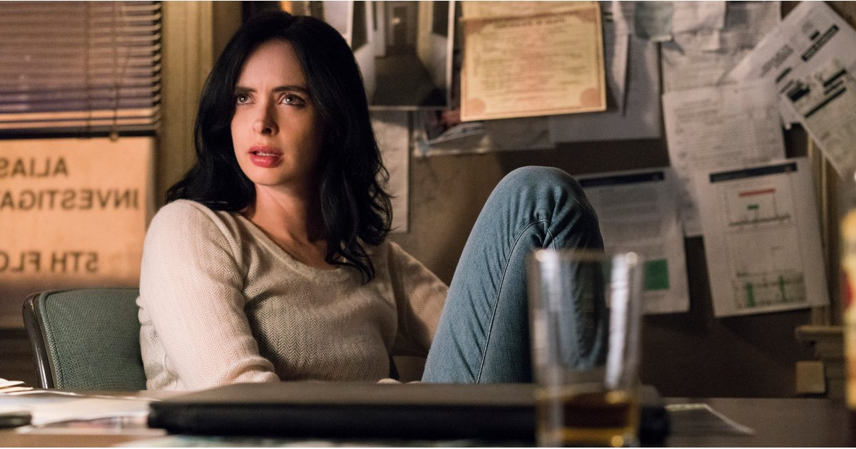Brush Up on Jessica Jones's Gut-Wrenching Origin Story Before Season 2