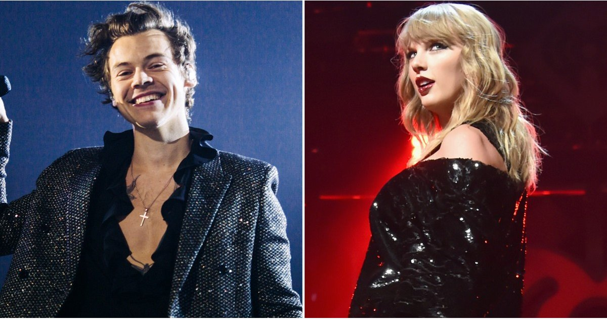 Harry Styles Gives a Subtle Shout-Out to His Ex Taylor Swift, Causes Fans to Completely Lose It
