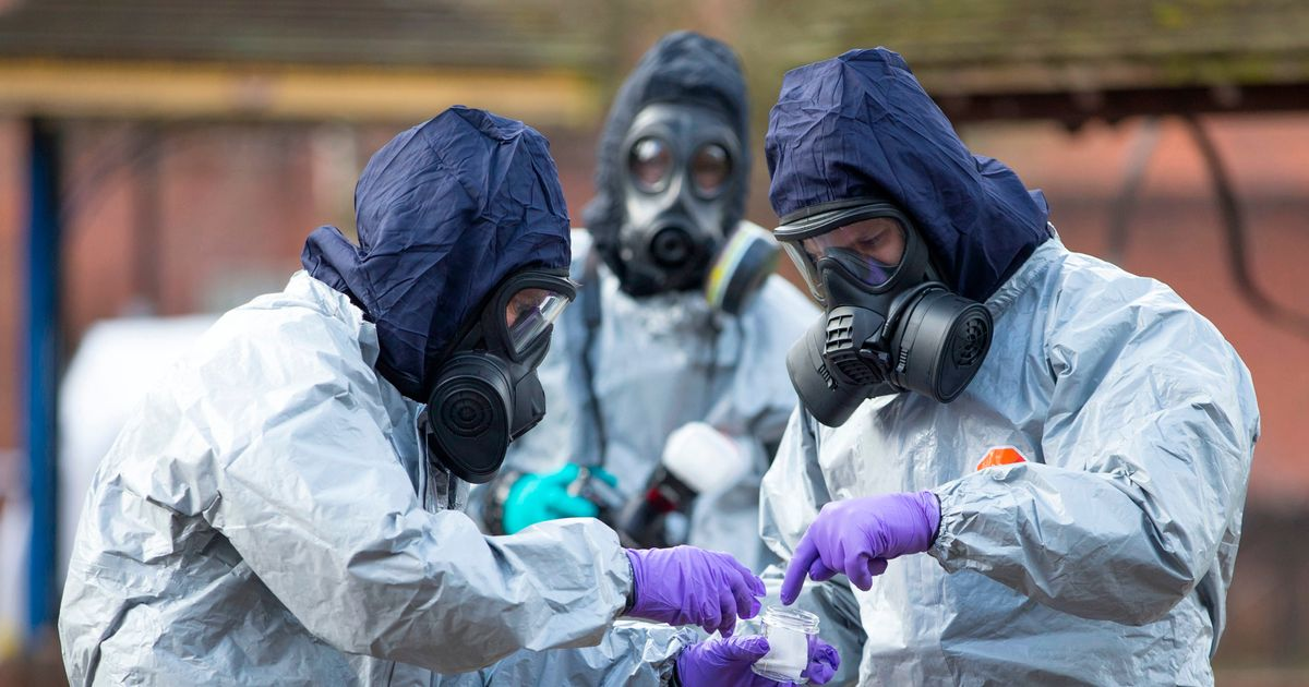 How nerve agent used on Russian spy will be tested – and when we'll get results