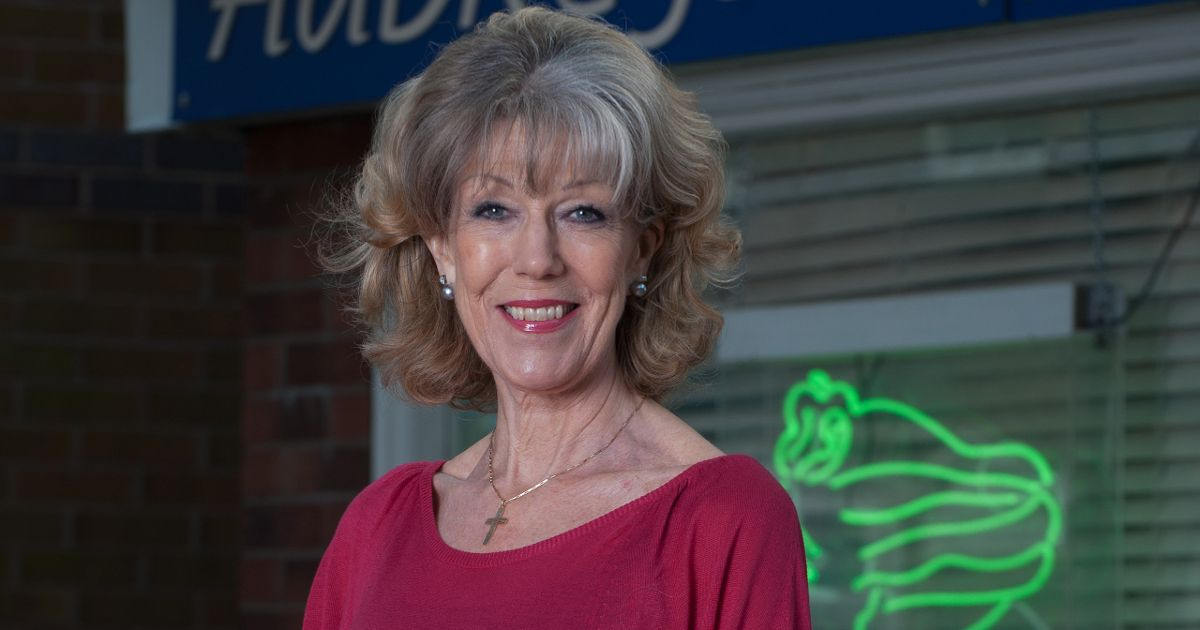 Corrie icon Sue Nicholls hints new love interest for Audrey in unusual place