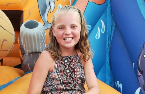 Mum's grief after brave girl, 11, who battled leukaemia killed in freak accident