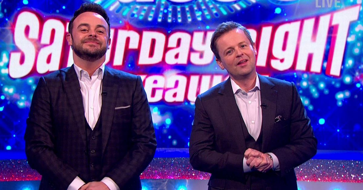 Revealed: The 'secret comedy crack squad who come up with Ant and Dec's jokes'
