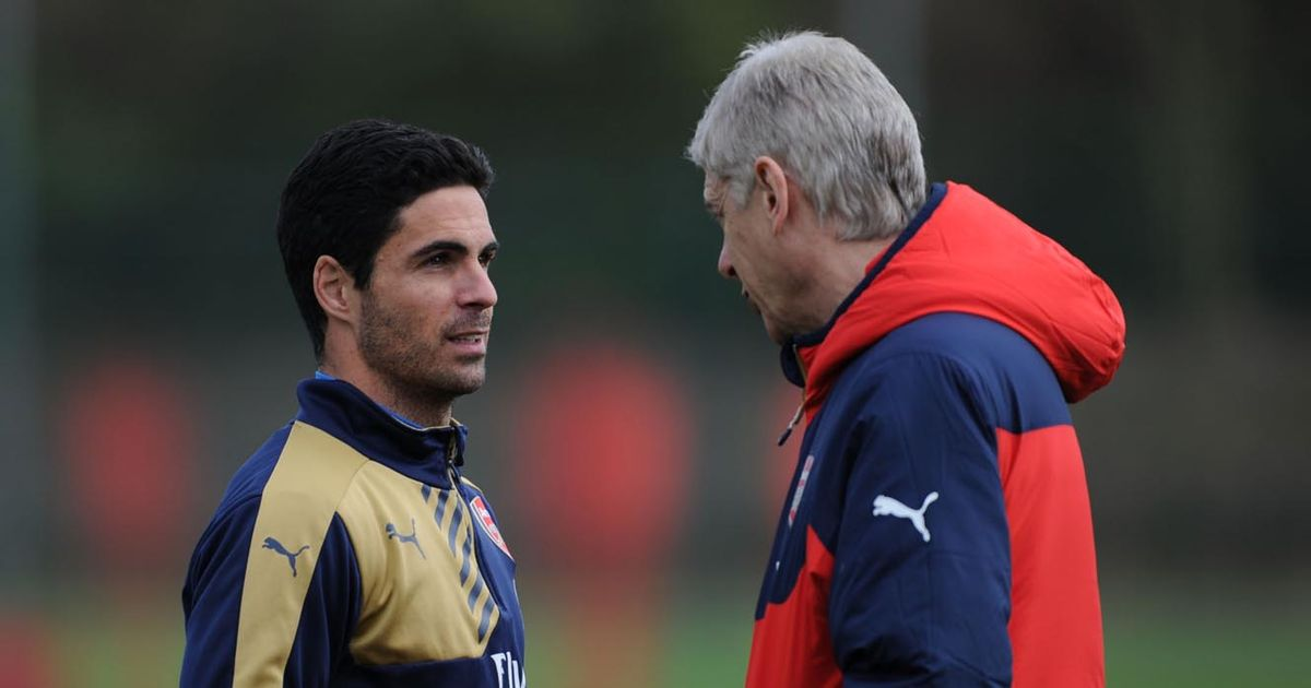 Arsenal players don't want 'arrogant' Mikel Arteta to replace under-fire Wenger