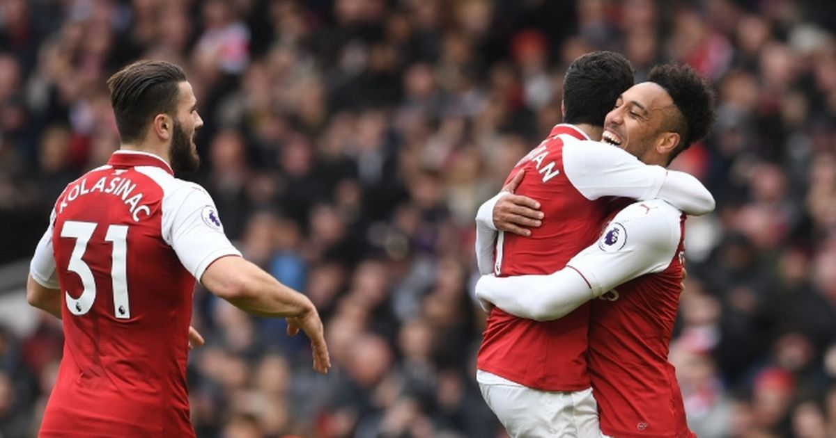 Arsenal finally show their cojones and dig deep to see off Watford