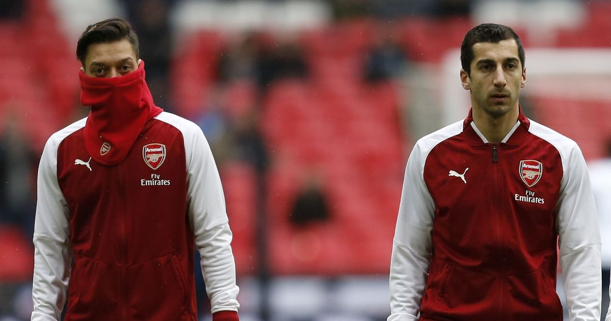 Wenger explains why no one thinks Ozil and Mkhitaryan can work in same team