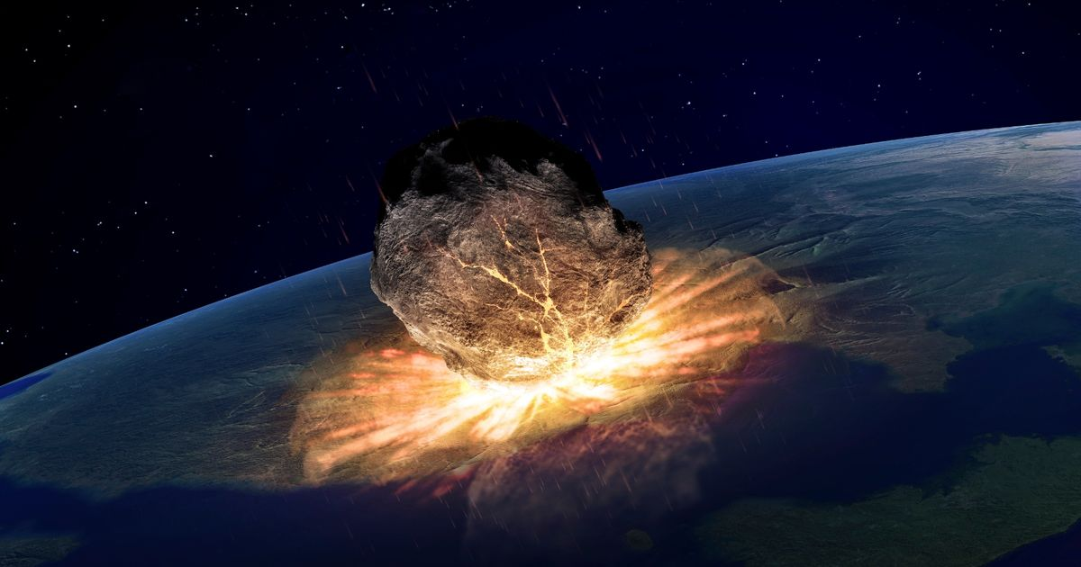 'Doomsday' asteroid that could destroy Earth 'can't be stopped'