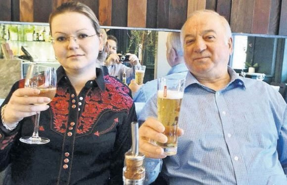 Sergei Skripal's phone was 'switched off for 4 hours' on day he was poisoned