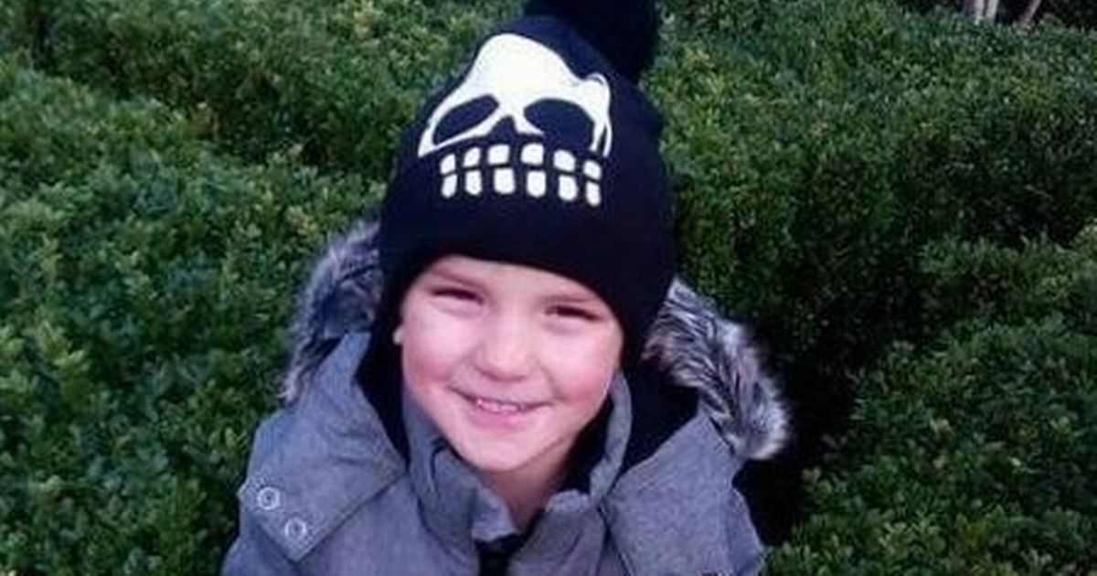 Boy diagnosed with rare brain disease 'after GP thought he had stomach bug'