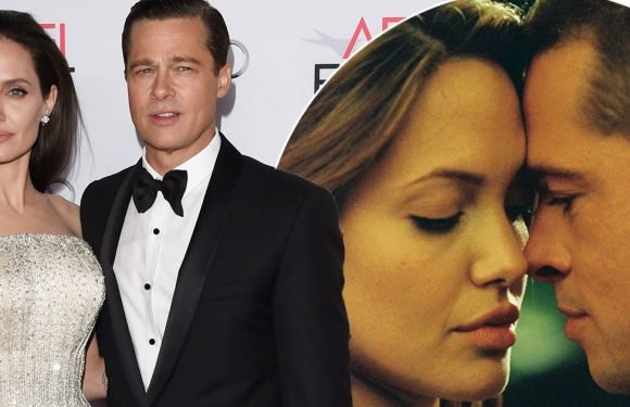 Brad Pitt and Angelina Jolie's love story from affair rumours to divorce
