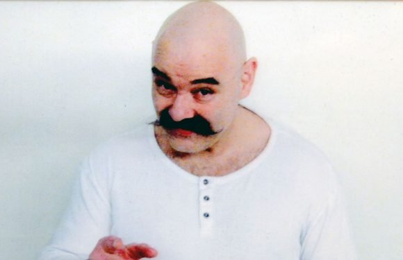 Charles Bronson smothered himself in butter for Valentine's 'rumble' with guards