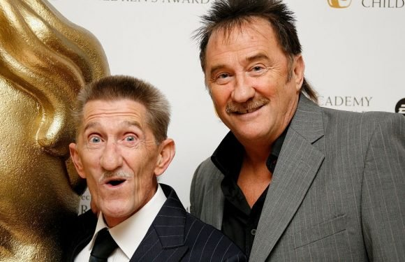 The Chuckle Brothers reveal their one diva demand to be considered for CBB