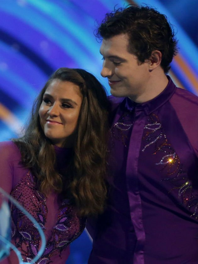 Dancing On Ice fans BLAST Brooke Vincent for response to winner in final