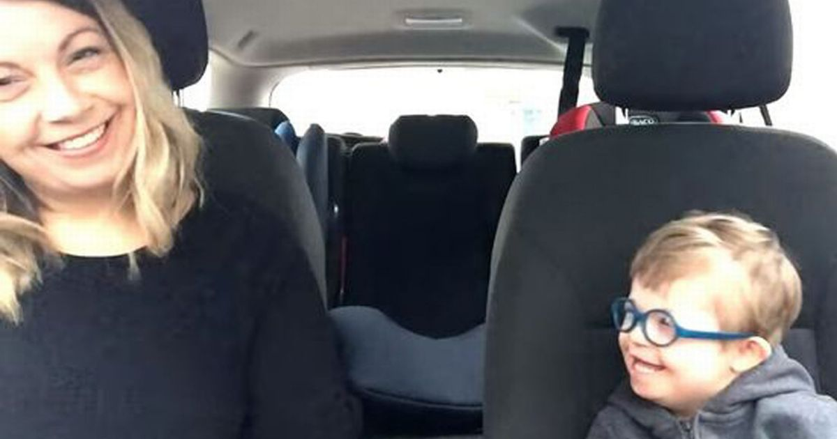 Kids with Down's Syndrome and mums perform 'Carpool Karaoke' in heartwarming vid