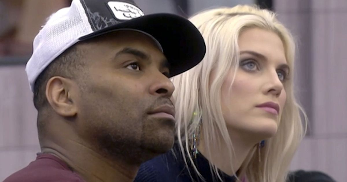 CBB's Ashley James online dating after cutting Ginuwine out of her life