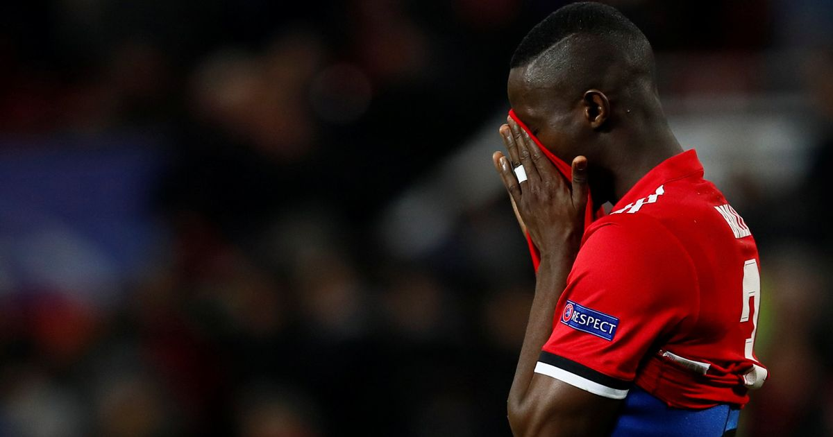 Eric Bailly pleads with Man United fans for forgiveness after shock exit
