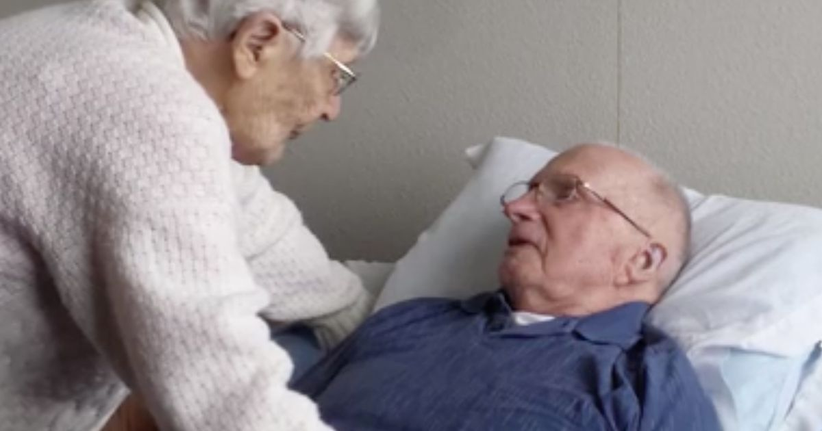 Final moments of sick couple married for 66 years who ended their lives together