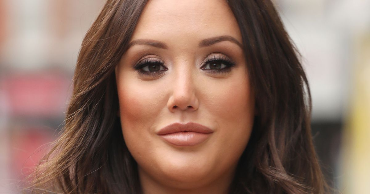 Charlotte Crosby puts on a brave face amid explosive legal battle with Bear