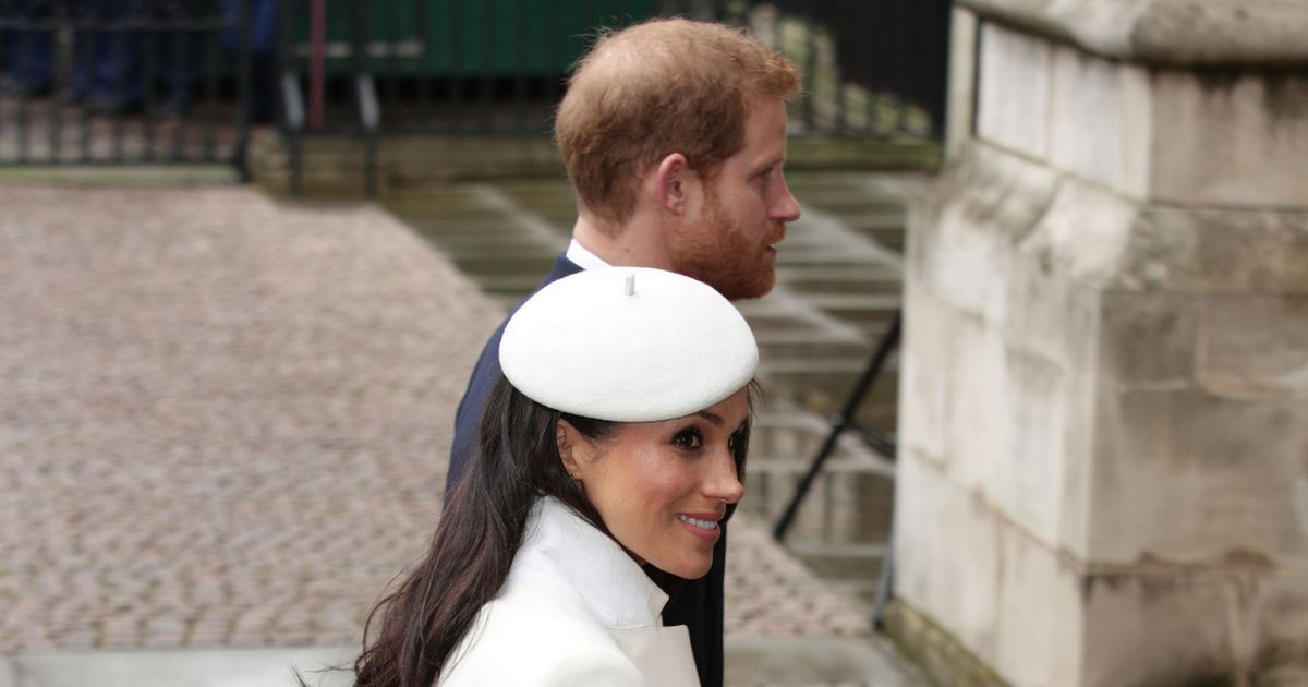 Meghan Markle attends first official event with Queen on Commonwealth Day