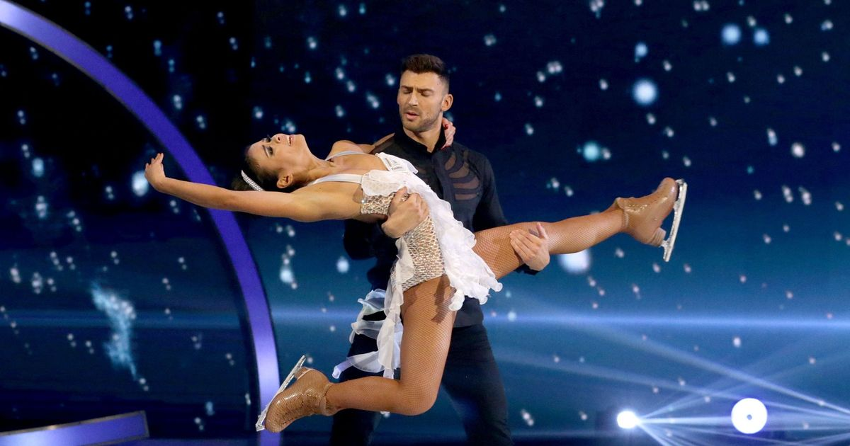 Jake Quickenden reveals bold career plans after Dancing on Ice