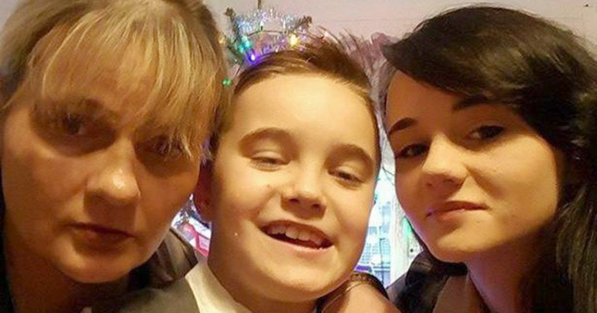 Daughter's heartbreaking vow to adopt little brother after mum's sudden death