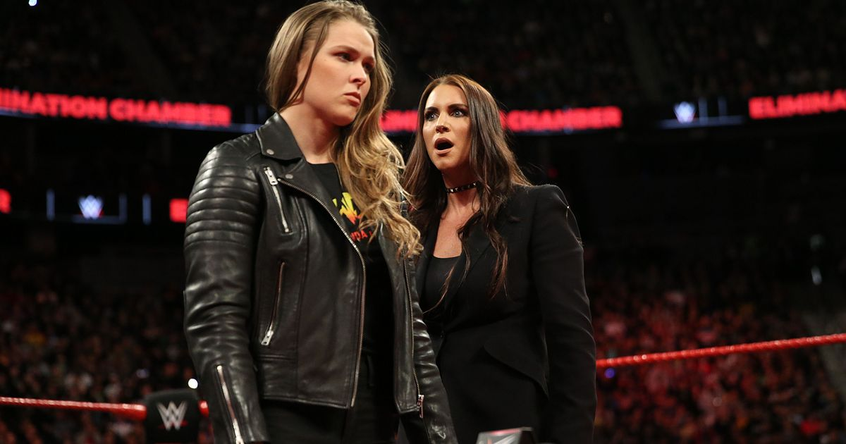 Ronda Rousey to appear on WWE RAW as Stephanie McMahon hails UFC legend's impact