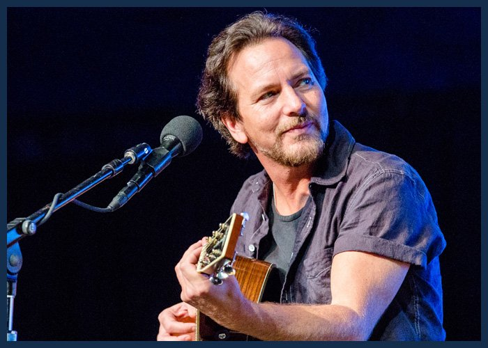 Eddie Vedder Covers Tom Petty At The Oscars