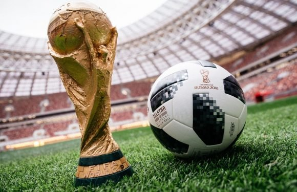Goalkeepers hit out at 2018 World Cup ball