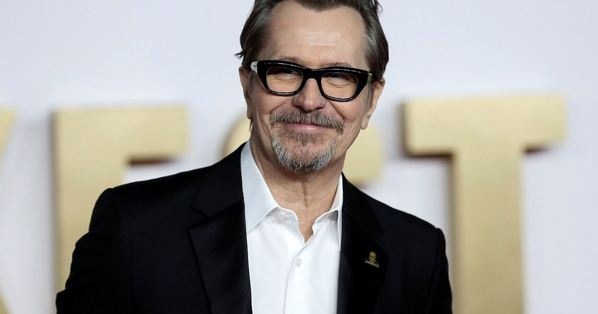 Gary Oldman's darkest hour as personal problems and poor health saw him collapse